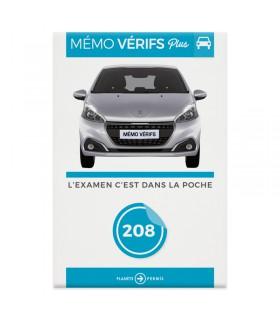 Option : Mémo Vérifs Plus 208