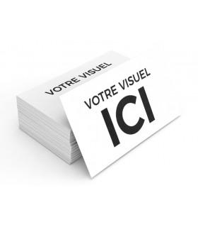 CARTES de VISITE RECTO/VERSO