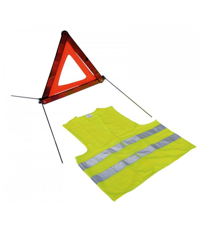 kit gilet triangle. Black Bedroom Furniture Sets. Home Design Ideas