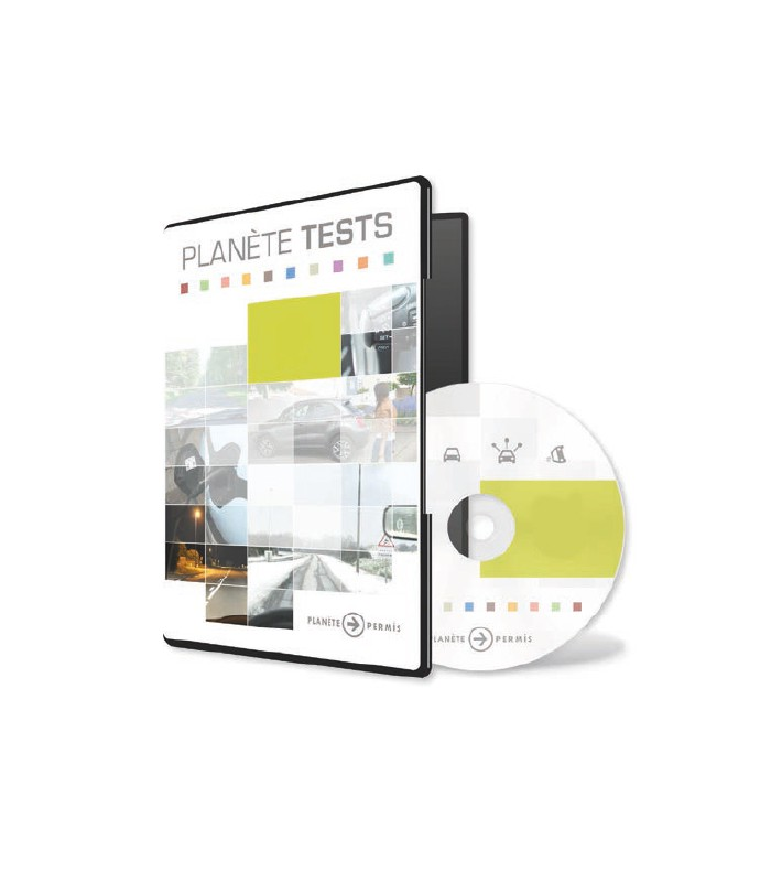 DVD PLANETE TESTS 10
