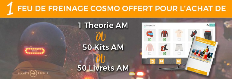 1 Cosmo Offert pour l'achat de ... :